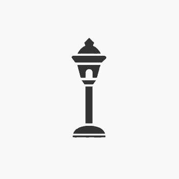 چراغ و پایه چراغ پارکی و شهری